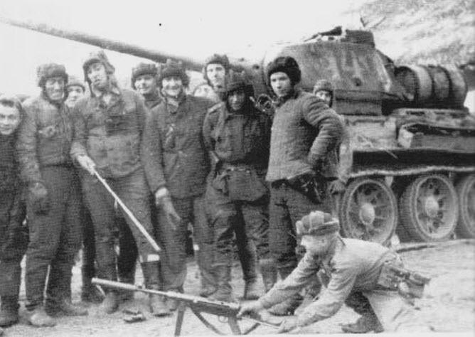 Глушитель на пистолет-пулемет МП-40 Шмайсер